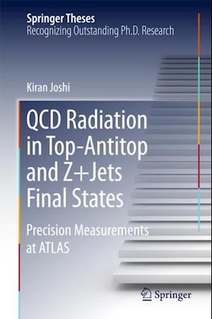 QCD Radiation in Top-Antitop and Z+Jets Final States af Kiran Joshi