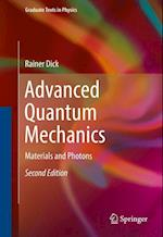 Advanced Quantum Mechanics (Graduate Texts in Physics)