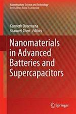 Nanomaterials in Advanced Batteries and Supercapacitors (Nanostructure Science and Technology)