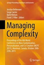 Managing Complexity (Springer Proceedings in Business and Economics)