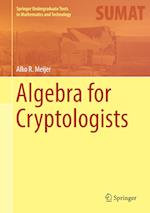 Algebra for Cryptologists (Springer Undergraduate Texts in Mathematics and Technology)