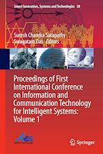 Proceedings of First International Conference on Information and Communication Technology for Intelligent Systems (Smart Innovation, Systems and Technologies, nr. 50)