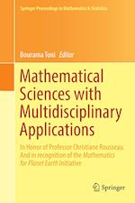 Mathematical Sciences with Multidisciplinary Applications (Springer Proceedings in Mathematics and Statistics, nr. 157)