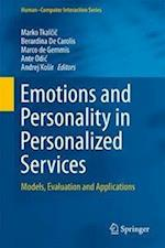 Emotions and Personality in Personalized Services (Human-Computer Interaction Series)