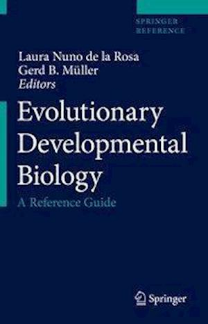 Bog, hardback Evolutionary Developmental Biology