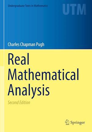 Bog, paperback Real Mathematical Analysis af Charles C. Pugh