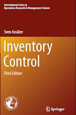 Inventory Control (INTERNATIONAL SERIES IN OPERATIONS RESEARCH & MANAGEMENT SCIENCE, nr. 225)