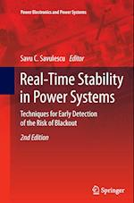 Real-Time Stability in Power Systems (Power Electronics and Power Systems)