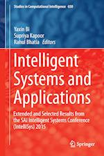 Intelligent Systems and Applications (Studies in Computational Intelligence, nr. 650)