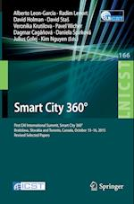 Smart City 360 (Lecture Notes of the Institute for Computer Sciences Social, nr. 166)