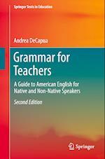 Grammar for Teachers (Springer Texts in Education)