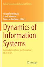Dynamics of Information Systems (Springer Proceedings in Mathematics & Statistics, nr. 105)