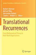 Translational Recurrences (Springer Proceedings in Mathematics & Statistics, nr. 103)
