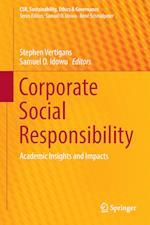 Corporate Social Responsibility (CSR Sustainability Ethics Governance)