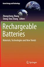 Rechargeable Batteries (Green Energy and Technology)