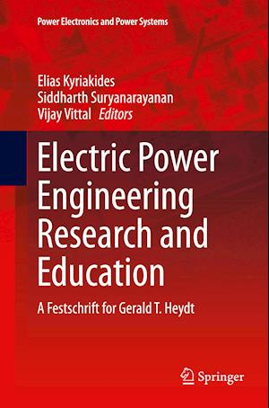 Bog, paperback Electric Power Engineering Research and Education af Elias Kyriakides