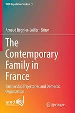 The Contemporary Family in France (Ined Population Studies, nr. 5)