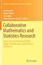 Collaborative Mathematics and Statistics Research (Springer Proceedings in Mathematics & Statistics, nr. 109)