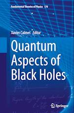 Quantum Aspects of Black Holes (FUNDAMENTAL THEORIES OF PHYSICS, nr. 178)