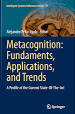 Metacognition (Intelligent Systems Reference Library, nr. 76)