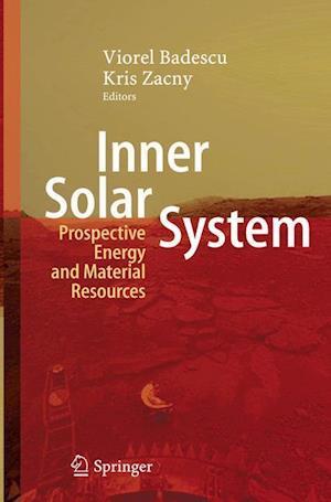 Bog, paperback Inner Solar System af Viorel Badescu