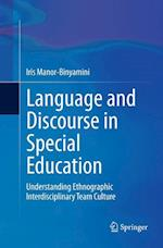 Language and Discourse in Special Education