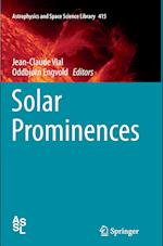 Solar Prominences (Astrophysics and Space Science Library, nr. 415)
