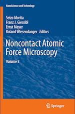 Noncontact Atomic Force Microscopy (Nanoscience and TEchnology)