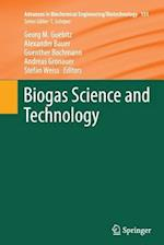 Biogas Science and Technology (Advances in Biochemical Engineering Biotechnology Hardcover, nr. 9999)