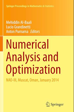 Bog, paperback Numerical Analysis and Optimization af Mehiddin Al-Baali