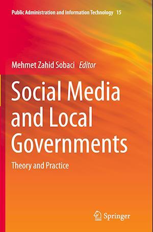 Bog, paperback Social Media and Local Governments af Mehmet Zahid Sobaci