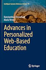 Advances in Personalized Web-Based Education (Intelligent Systems Reference Library, nr. 78)