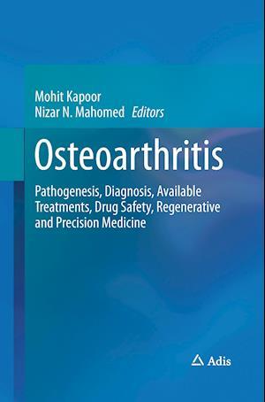Bog, paperback Osteoarthritis af Mohit Kapoor
