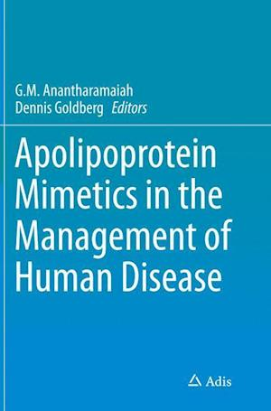 Bog, paperback Apolipoprotein Mimetics in the Management of Human Disease af G. M. Anantharamaiah