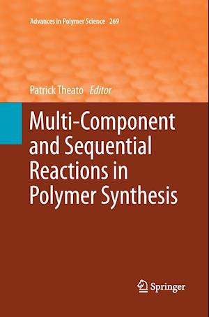 Bog, paperback Multi-Component and Sequential Reactions in Polymer Synthesis