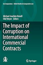 The Impact of Corruption on International Commercial Contracts (Ius Comparatum Global Studies in Comparative Law, nr. 11)