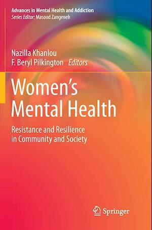Bog, paperback Women's Mental Health af Nazilla Khanlou
