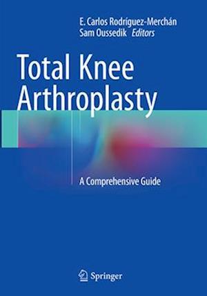 Bog, paperback Total Knee Arthroplasty af E. Carlos Rodriguez-Merchan