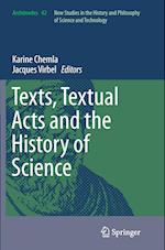 Texts, Textual Acts and the History of Science (Archimedes, nr. 42)