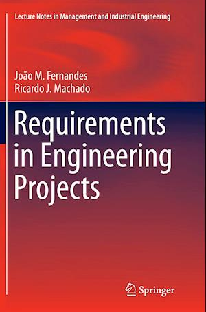 Bog, paperback Requirements in Engineering Projects af Joao M. Fernandes
