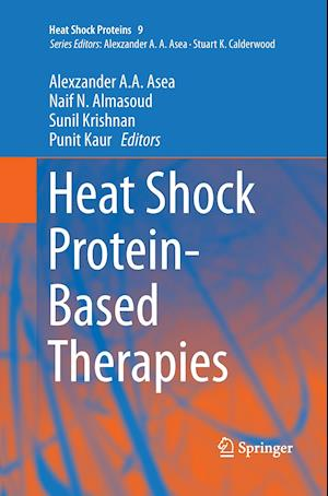 Bog, paperback Heat Shock Protein-Based Therapies