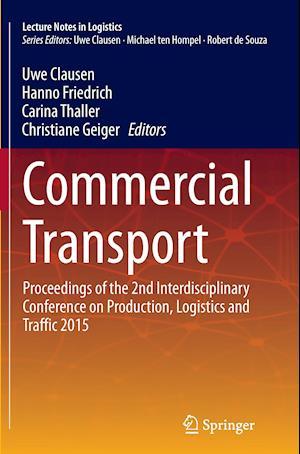 Bog, paperback Commercial Transport