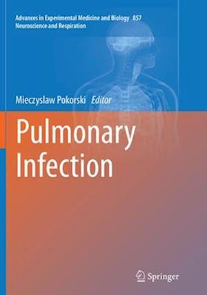 Bog, paperback Pulmonary Infection af Mieczyslaw Pokorski