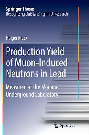 Bog, paperback Production Yield of Muon-Induced Neutrons in Lead af Holger Kluck
