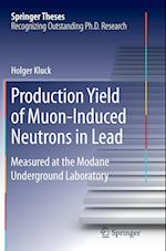 Production Yield of Muon-Induced Neutrons in Lead (Springer Theses)