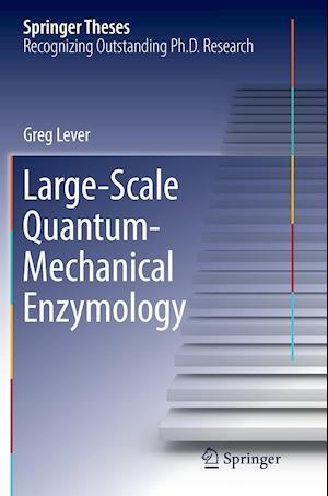 Bog, paperback Large-Scale Quantum-Mechanical Enzymology af Greg Lever