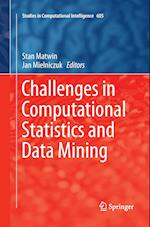 Challenges in Computational Statistics and Data Mining (Studies in Computational Intelligence, nr. 605)