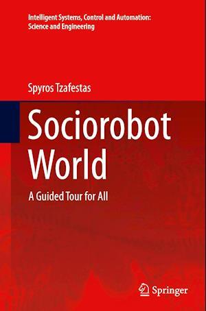 Bog, paperback Sociorobot World af Spyros G. Tzafestas