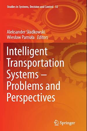 Bog, paperback Intelligent Transportation Systems Problems and Perspectives