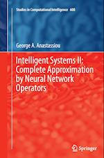Intelligent Systems II (Studies in Computational Intelligence, nr. 608)